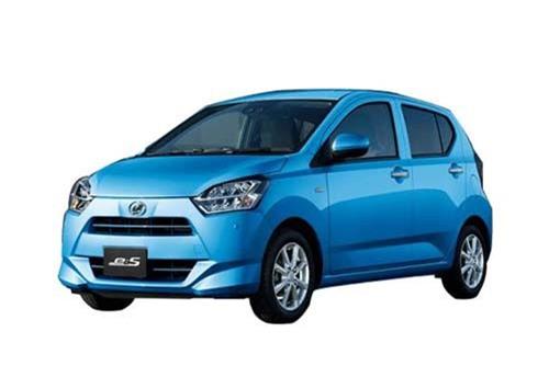8. Daihatsu Mira (doanh số: 9.440 chiếc).