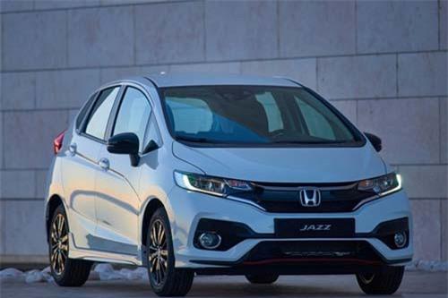 1. Honda (doanh số: 1.151 chiếc).
