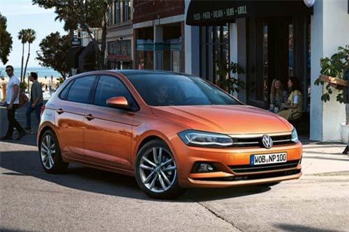 10. Volkswagen (doanh số: 265 chiếc).