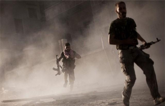 Nhiều chiến binh IS tháo chạy