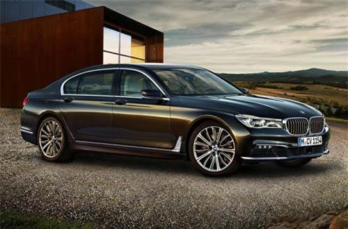 7. BMW (doanh số: 441 chiếc).