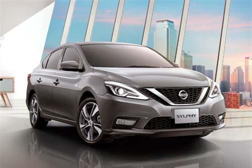 8. Nissan (doanh số: 315 chiếc).