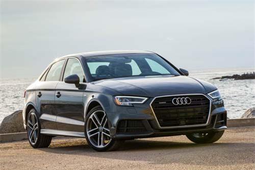 9. Audi (doanh số: 292 chiếc).