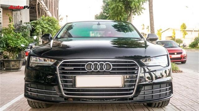 Những lý do sẽ thuyết phục khách hàng bỏ hơn 2,2 tỷ đồng để sắm Audi A7 Sportback 2016 - Ảnh 1.