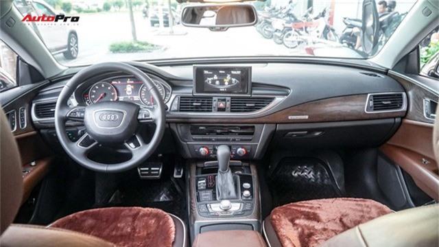 Những lý do sẽ thuyết phục khách hàng bỏ hơn 2,2 tỷ đồng để sắm Audi A7 Sportback 2016 - Ảnh 5.