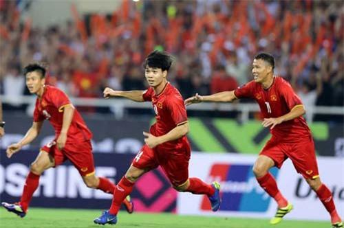 ĐT Việt Nam chưa để lọt lưới bàn nào.