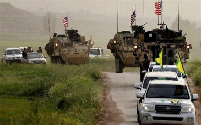 Quân đội Mỹ hộ tống lực lượng người Kurd gần biên giới Thổ Nhĩ Kỳ