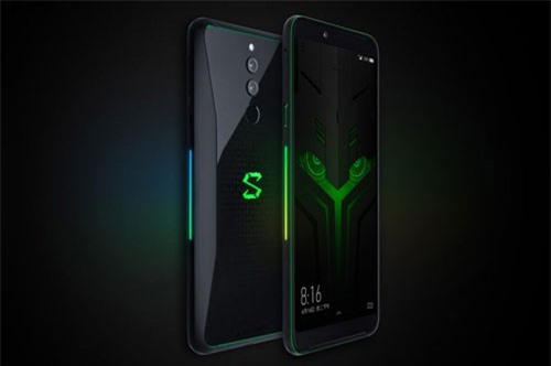 Xiaomi Black Shark Helo.