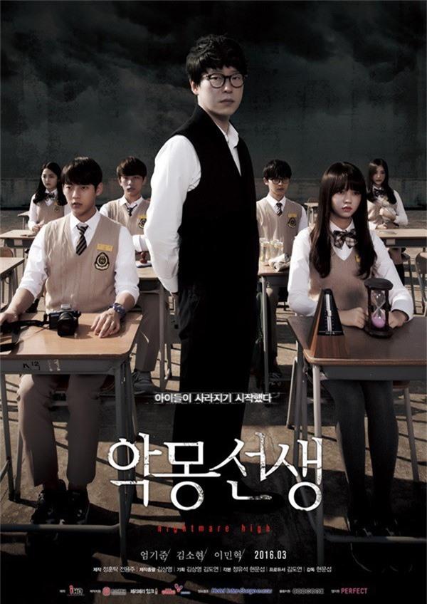 5 giáo viên hắc ám trong suy nghĩ của lũ học trò là mọt phim châu Á - Ảnh 11.