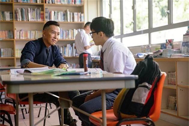 5 giáo viên hắc ám trong suy nghĩ của lũ học trò là mọt phim châu Á - Ảnh 3.