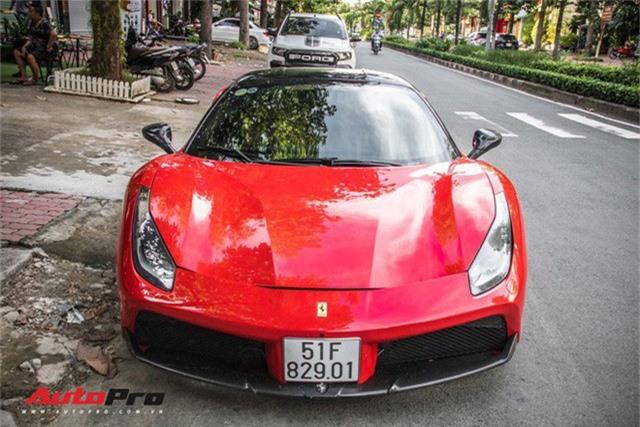 Dàn siêu xe Ferrari rủ nhau đi làm đẹp tại Sài Gòn - Ảnh 16.