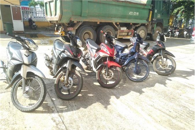 Triệt xóa đường dây trộm cắp xe máy liên huyện - Ảnh 4.