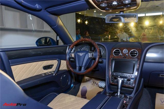 Bentley Flying Spur V8 S gần 17 tỷ đồng ra mắt tại Việt Nam - Ảnh 10.