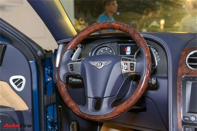 Bentley Flying Spur V8 S gần 17 tỷ đồng ra mắt tại Việt Nam - Ảnh 11.
