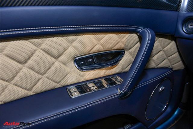 Bentley Flying Spur V8 S gần 17 tỷ đồng ra mắt tại Việt Nam - Ảnh 12.