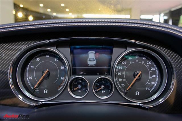 Bentley Flying Spur V8 S gần 17 tỷ đồng ra mắt tại Việt Nam - Ảnh 13.