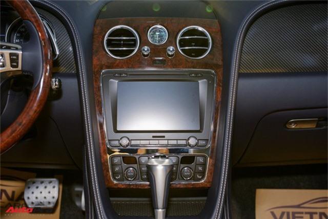 Bentley Flying Spur V8 S gần 17 tỷ đồng ra mắt tại Việt Nam - Ảnh 14.