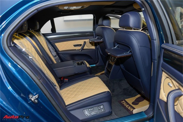 Bentley Flying Spur V8 S gần 17 tỷ đồng ra mắt tại Việt Nam - Ảnh 18.