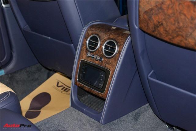 Bentley Flying Spur V8 S gần 17 tỷ đồng ra mắt tại Việt Nam - Ảnh 19.