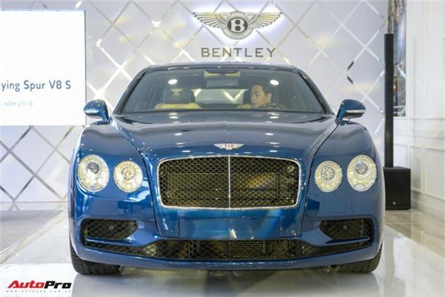 Bentley Flying Spur V8 S gần 17 tỷ đồng ra mắt tại Việt Nam - Ảnh 2.