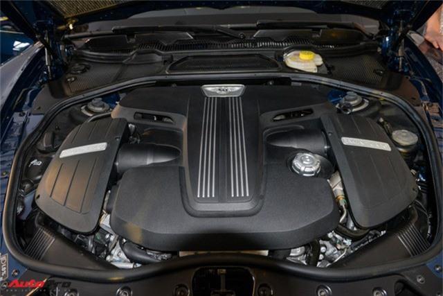 Bentley Flying Spur V8 S gần 17 tỷ đồng ra mắt tại Việt Nam - Ảnh 20.
