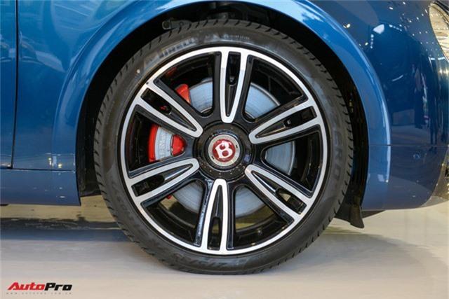 Bentley Flying Spur V8 S gần 17 tỷ đồng ra mắt tại Việt Nam - Ảnh 5.