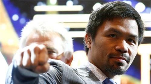 Pacquiao lại hâm nóng dư luận về trận siêu tái đấu với Mayweather - ảnh 3