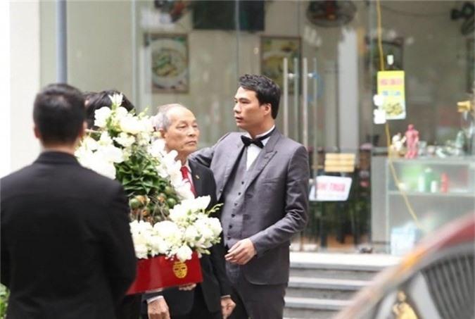 Hình ảnh vị hôn phu của Á hậu Thanh Tú.