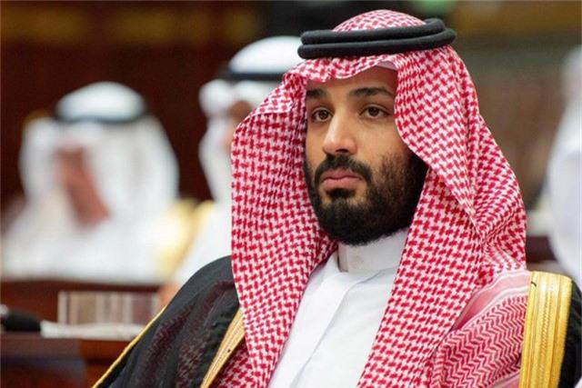 Thái tử Ả rập Xê út Mohammed bin Salman (Ảnh: EPA)