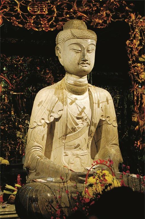 Chuyện kỳ bí ở núi Phật Tích: Ông sư Trung Quốc ngồi bất hoại 400 năm-4
