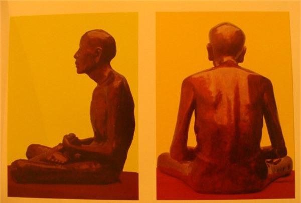 Chuyện kỳ bí ở núi Phật Tích: Ông sư Trung Quốc ngồi bất hoại 400 năm-6