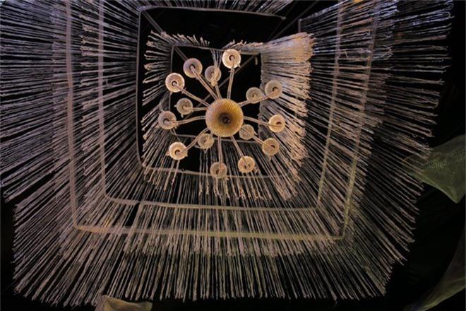 Hé lộ chi phí dựng rạp thực tế cùng hình ảnh cô dâu đeo vàng nặng trĩu trong đám cưới khủng ở Cao Bằng - Ảnh 6.