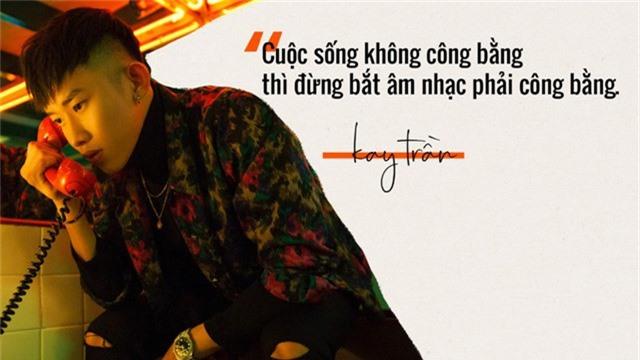 Kay Trần – Khi âm nhạc là tấm vé đổi đời - Ảnh 3.