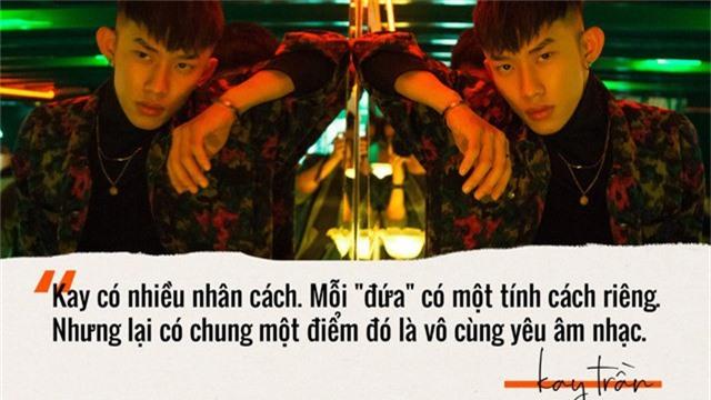 Kay Trần – Khi âm nhạc là tấm vé đổi đời - Ảnh 4.