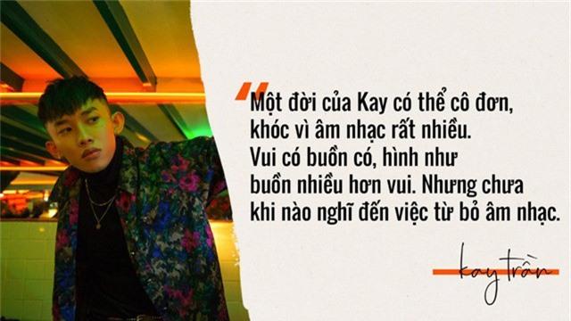 Kay Trần – Khi âm nhạc là tấm vé đổi đời - Ảnh 6.