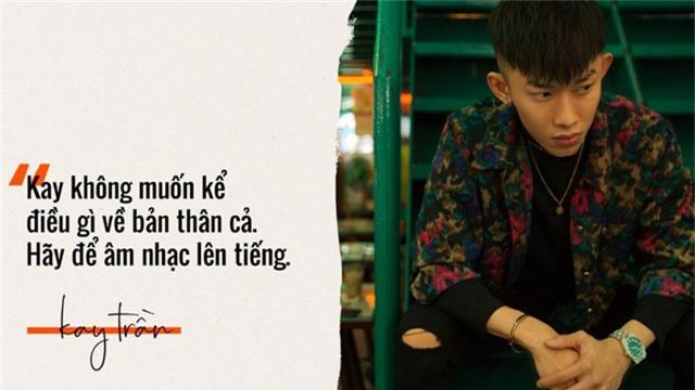 Kay Trần – Khi âm nhạc là tấm vé đổi đời - Ảnh 7.
