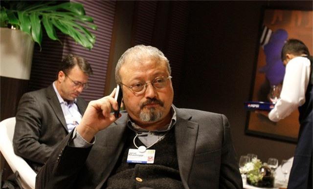 Nhà báo bất đồng chính kiến gốc Ả rập Xê út Jamal Khashoggi (Ảnh: Time)