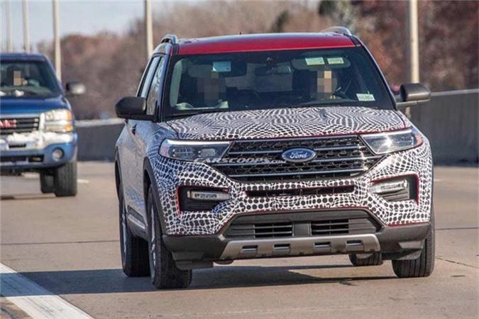 Xe Ford Explorer 2020 thiet ke nhu Toyota Highlander doi cu-Hinh-4