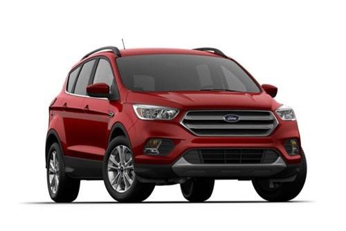 9. Ford Escape 2018 (giá khởi điểm: 23.940 USD).