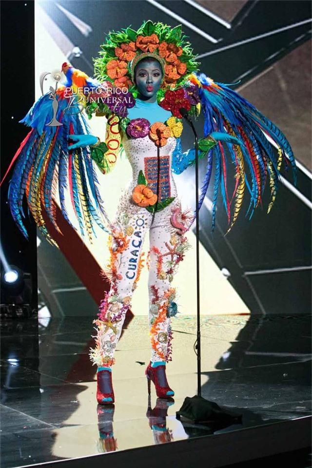 Miss Universe 2015 - người đẹp Curacao