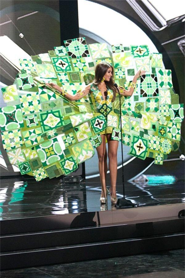 Miss Universe 2015 - người đẹp Puerto Rico