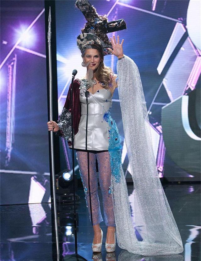 Miss Universe 2015 - người đẹp Tây Ban Nha