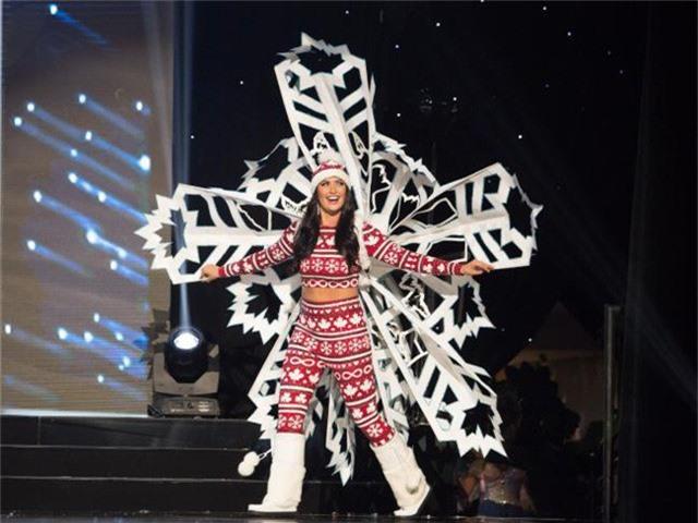 Miss Universe 2016 - người đẹp Canada