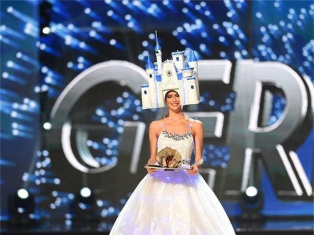 Miss Universe 2016 - người đẹp Đức