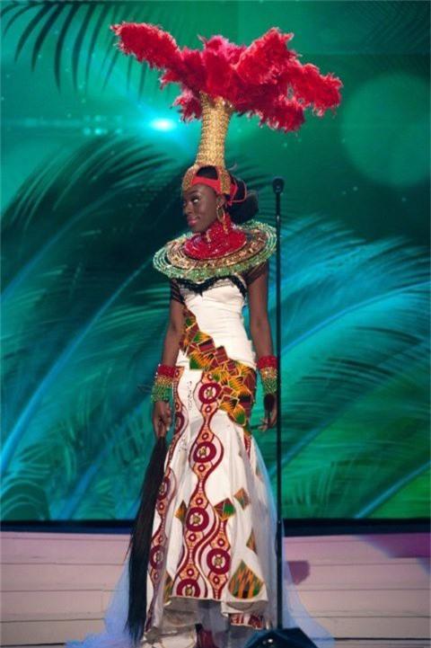 Miss Universe 2014 - người đẹp Ghana