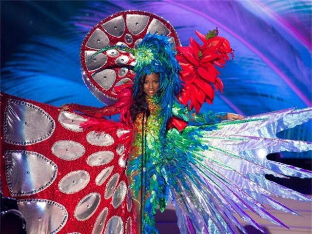 Miss Universe 2014 - người đẹp Trinidad & Tobago