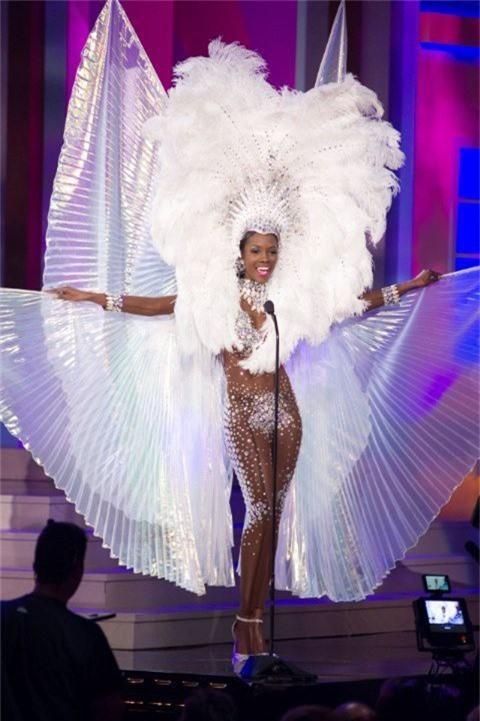 Miss Universe 2014 - người đẹp Quần đảo Turks & Caicos