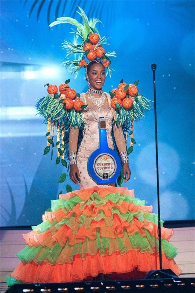 Miss Universe 2014 - người đẹp Curacao