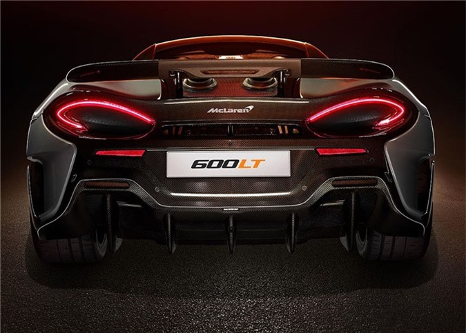 Trình làng siêu xe McLaren 600LT