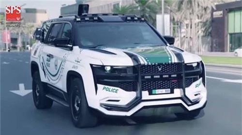 Khám phá xe cảnh sát hiện đại nhất thế giới của Dubai. So với các lực lượng cảnh sát khác trên toàn cầu, cảnh sát Dubai luôn nhận được ưu ái đặc biệt về mặt vật chất. (CHI TIẾT)